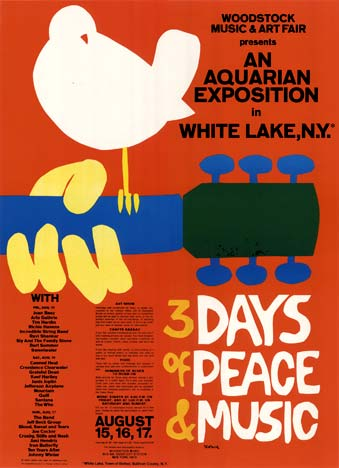 Woodstock 3 Days of Peace & Music, Arnold Skolnick