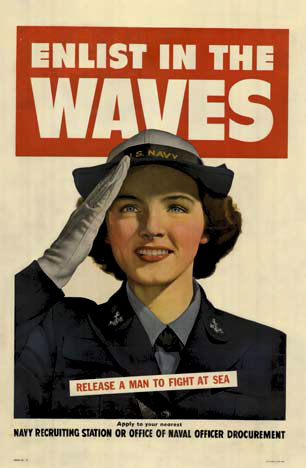 Enlist in the Waves, Anonymous Artists