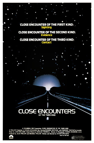 Close Encounters of the Third Time, Anonymous Artists
