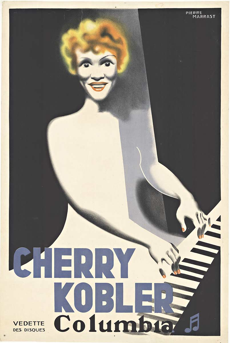 Cherry Kobler, Pierre Marrast