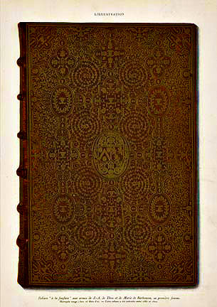 L'Illustrations Book Cover (gold), Anonymous Artists