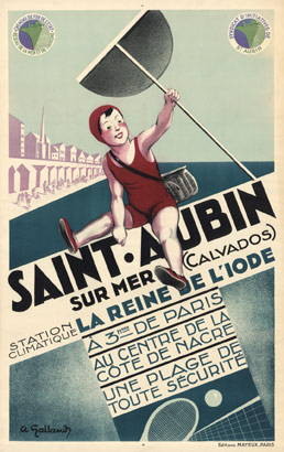Andre Galland - Saint Aubin border=