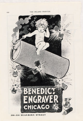 Benedict Engraver Chicago, Anonymous Artists