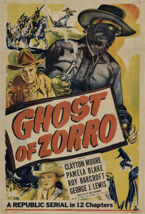 Ghost of Zorro, Anonymous Artists