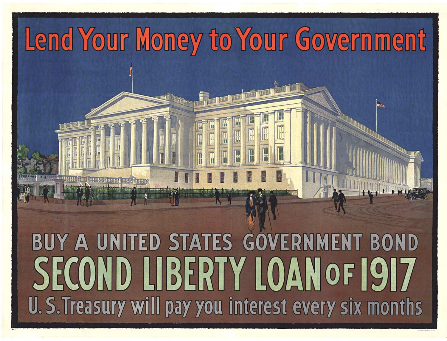 Lend Your Money to Your Govt., Anonymous Artists