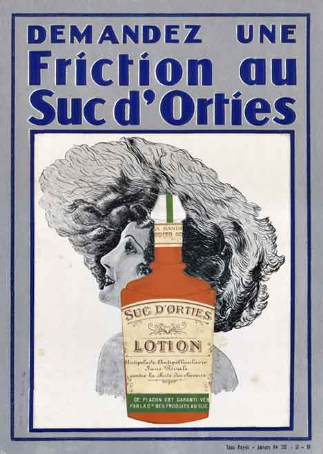 Suc d'Orties Friction au, Anonymous Artists