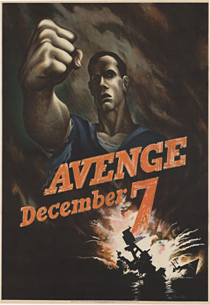 Avenge December  7th, Bernard Perlin