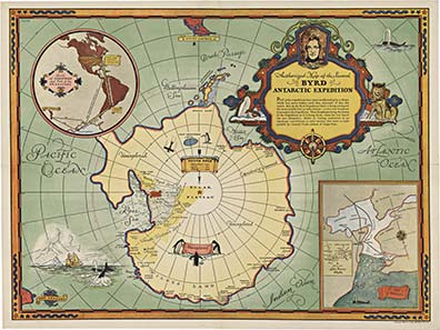 George Annand - Byrd-Antartic Expedition border=