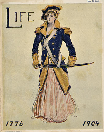 Life 1776-1904, Anonymous Artists