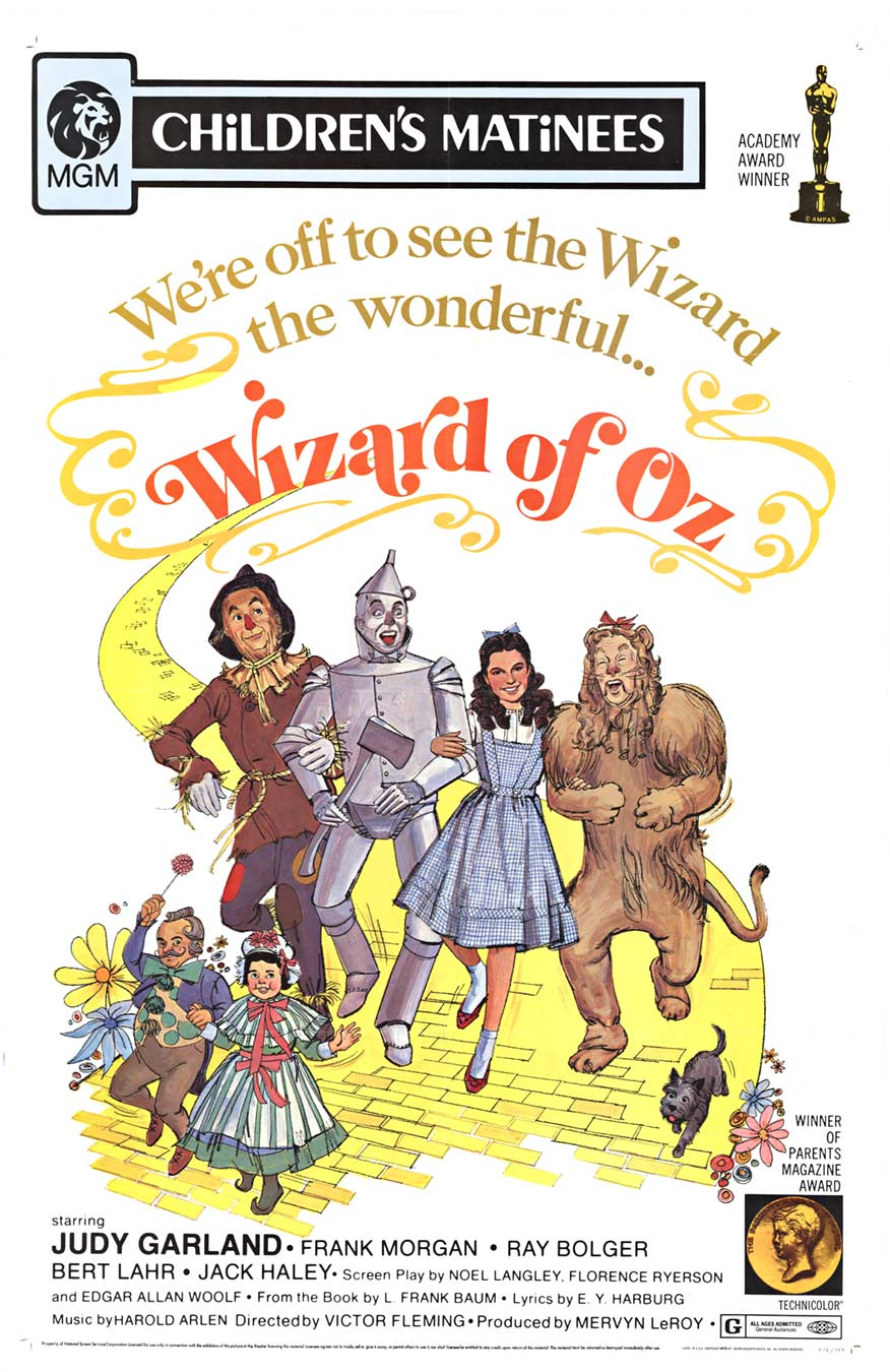 The Wizard of Oz, Anonymous Artists