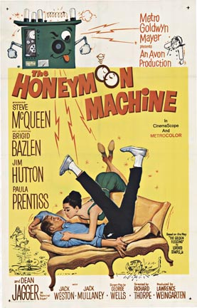 Honeymoon Machine, Anonymous Artists