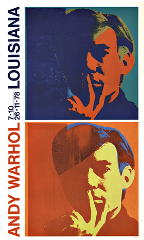 Andy Warhol - Louisiana, Andy Warhol