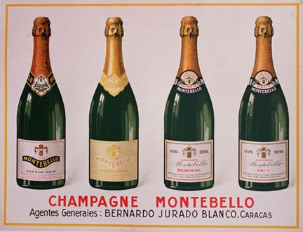 Anonymous Artists - Champagne Montebello border=