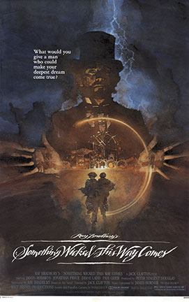 Something Wicked This Way Comes, Bob Peak