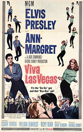 Viva Las Vegas - Elvis Presley, Anonymous Artists