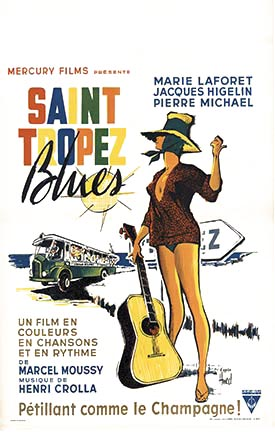 Saint. Tropez Blues, Hurel