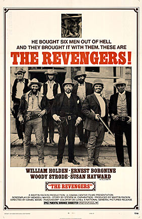 The Revengers, Anonymous Artists