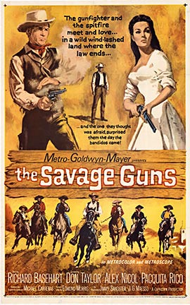 The Savage Guns, Anonymous Artists