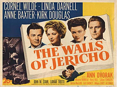 The Walls of Jericho, Anonymous Artists