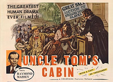 Anonymous Artists - Uncle Tom's Cabin border=