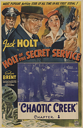 Anonymous Artists - HOLT of the SECRET SERVICE 1941 Chapter 1 border=
