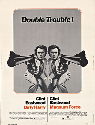 Double Trouble! (Dirty Harry) (Magnum Force), Anderson