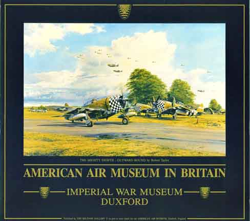 American Air Museum in Britain, Robert Taylor