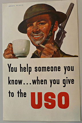 Uso Scott Ward The Vintage Poster