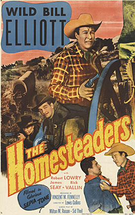 Anonymous Artists - The Homesteaders border=