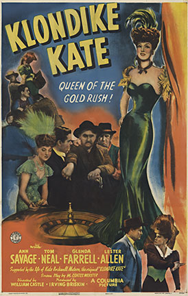 Klondike Kate, Anonymous Artists