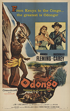 Anonymous Artists - Odongo - Adventure on the African Frontier border=