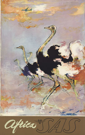 South Africa by SAS- Ostriches, Otto Neilsen