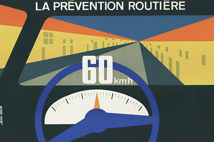 60 km - La Prevention Routiere, Jean Colin