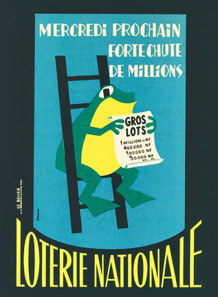 Loterie nationale (Frog), Crove