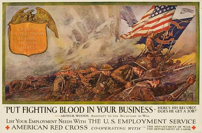 Put Fighting  Blood in your Business, Dan V. Smith
