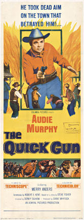 The Quick Gun, Anonymous Artists