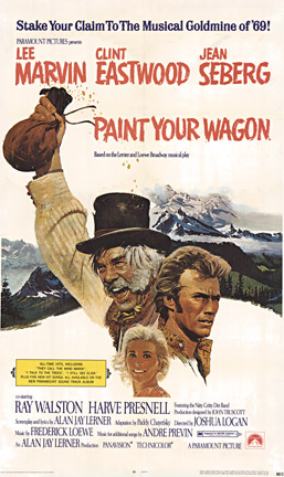 Paint Your Wagon, Anonymous Artists