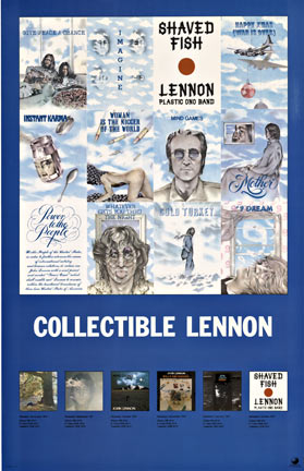 Shaved Fish - John Lennon, Anonymous Artists