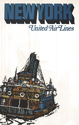 NEW YORK United Air Lines, Jebary