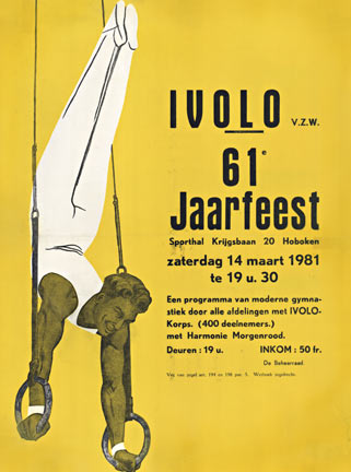 IVOLO  61st Jaarfest (Belgium), Anonymous Artists