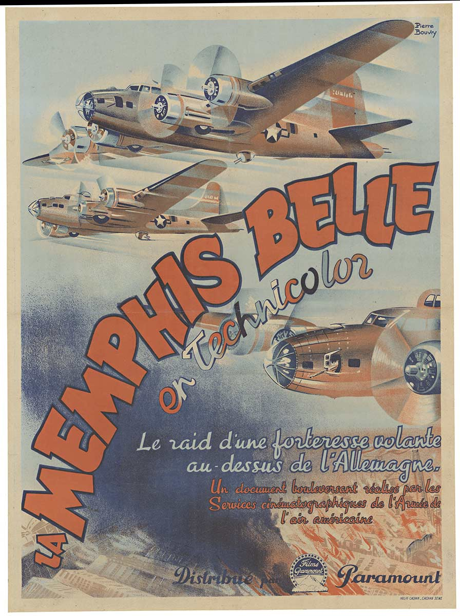 Anonymous Artists - La Memphis Belle  (FR) border=