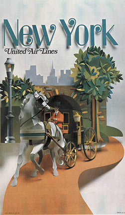 New York United Air Lines, Anonymous Artists
