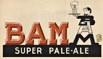 BAM Super Pale Ale, Anonymous Artists