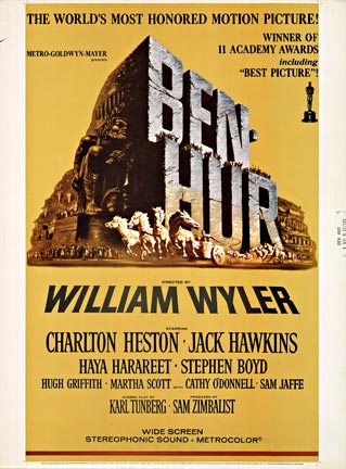 Ben Hur, Anonymous Artists