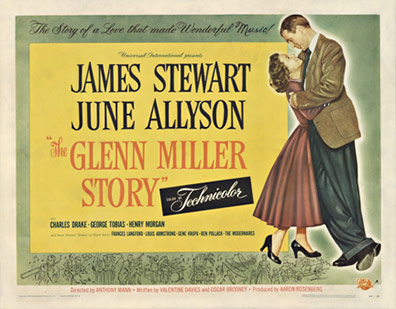 Glenn Miller Story, Anonymous Artists