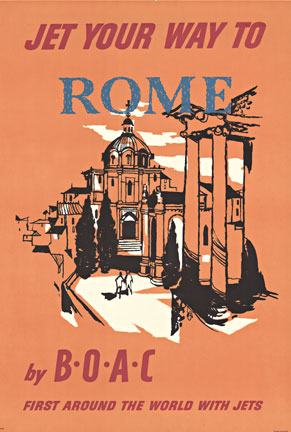 BOAC - Rome (Italy), Anonymous Artists