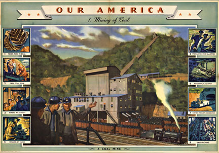 Our America Coal #1, Coca Cola