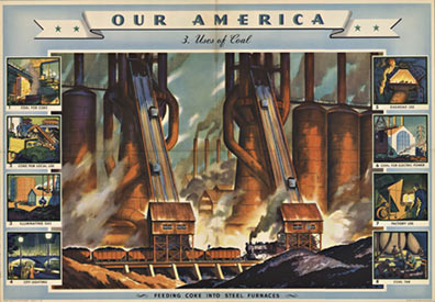 Our America Coal #3, Coca Cola