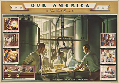 Our America Coal #4, Coca Cola