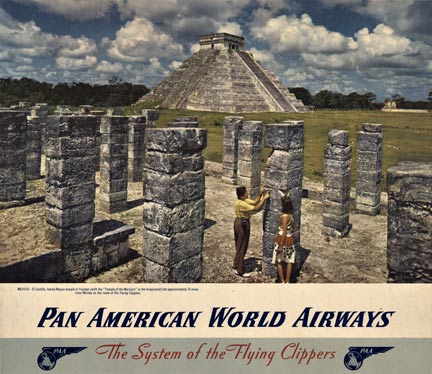 Pan American World Airways Clippers, Anonymous Artists